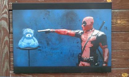 Deadpool by Szykielet