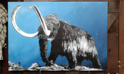 Mammoth by Szykielet