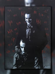 Jokers 30x40 by Szykielet
