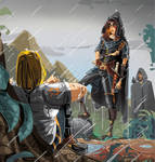 Korrideene -- Shaman of the Dex by dtyler99