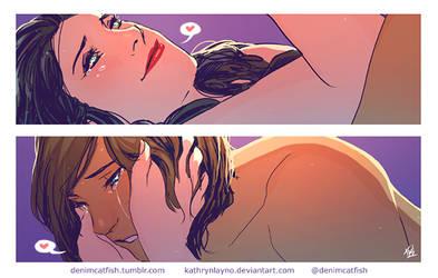 Intimacy by kathrynlayno
