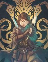 Asha Greyjoy by kathrynlayno