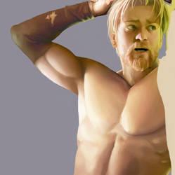 Obi-Wan X Ventress by ButterflyAlchemy