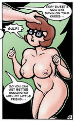 Another naughty thelma page by Fantasybangcomix