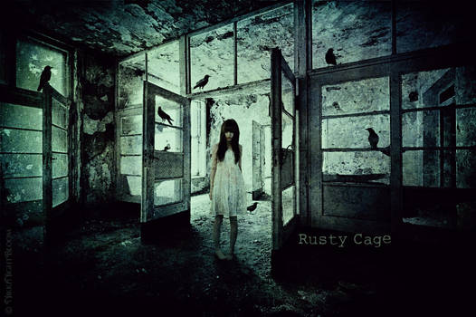 Rusty Cage by NikkiNightBloom