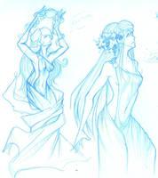 Aoi Goddess by shilane