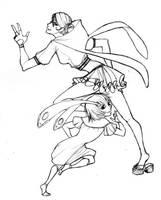 Team Bunny Wabbits by shilane