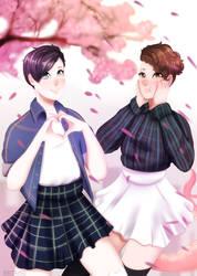 Sakura by SepticMelon