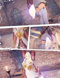 BDO - Vixen Armor Dia by xAyaletx