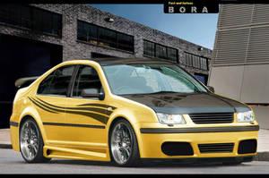 VW Bora by Emunem