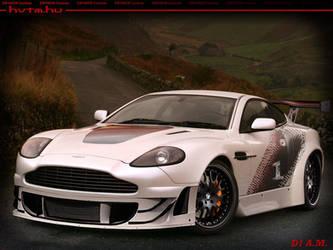 Aston Martin D1 by Emunem