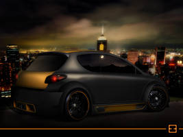 Peugeot 206 Black Edition by Emunem