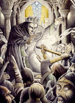 Thingol's End by peet