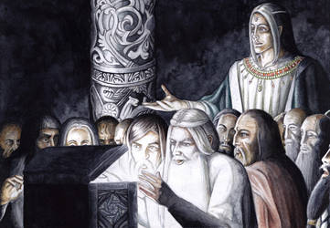 The Request of Thingol by peet
