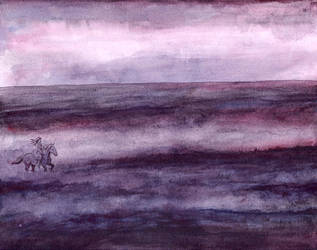Aredhel Escapes Nan Dungortheb by peet