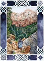 American Gypsy In Zion by peet