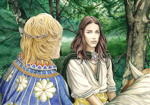 He Knew Her For Erendis by peet