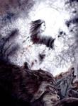 Sauron Brought Werewolves by peet