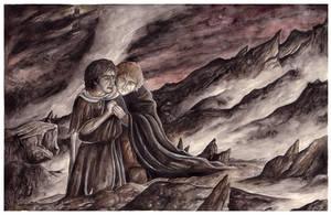 The Ring-bearer's Burden by peet