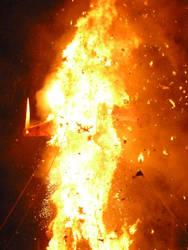 In Fiery Garb by abubble1234