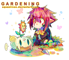 PNM : Gardening by AquaZircon