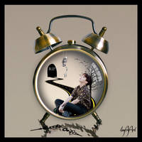 FUTURE AND PAST ( our time is short on earth ) by IME54-ART