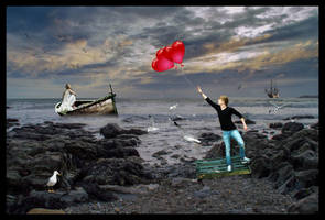 THE LOVE BALLOON by IME54-ART