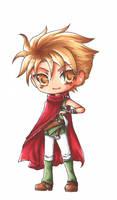 Lil' Thief .:FE7:. by Kamikaze-Kaito