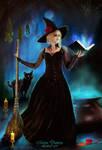 Witch by anais-anais61