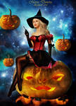 Charming Witch by anais-anais61