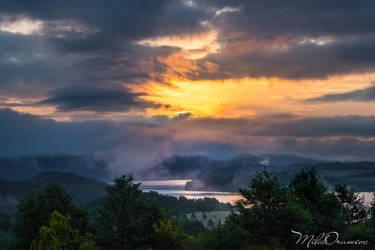 Heavenly sunrise by Zelma1