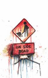 Roadworks by PixellerJeremy