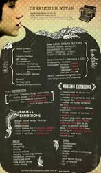 CV by lalycorn