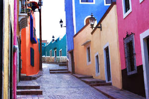 Colors of Mexico IV by azizamaheen