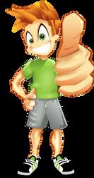 sport mascote by lordesign