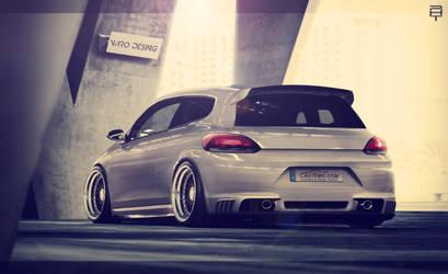 Volkswagen Scirocco by VaroDesign