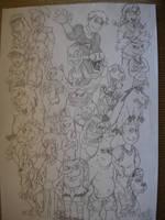 Nicktoons by DiamondheadMan