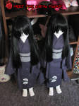 The Kiryu Twins dolls by HavenRelis