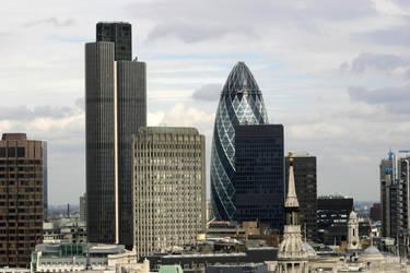 London with gerkin by PureStock