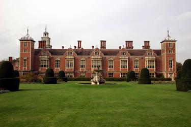 Blickling Hall by PureStock