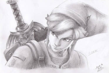 The Legend of Zelda - Link by RealTRgamer