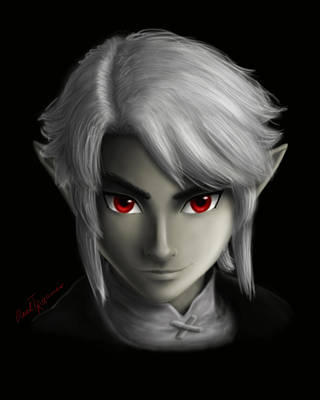 Scarlet Eyes by RealTRgamer