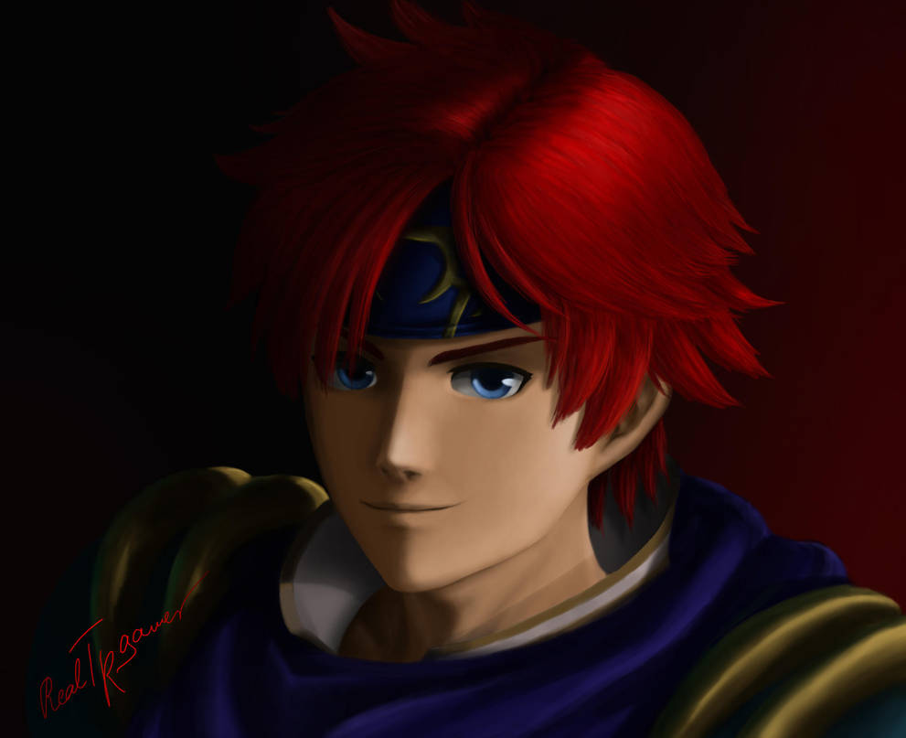 Roy - Fire Emblem by RealTRgamer