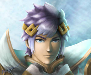 Prince of Ice - Hrid by RealTRgamer