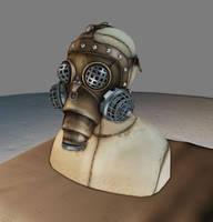 Steam Mask by BadKittehCo