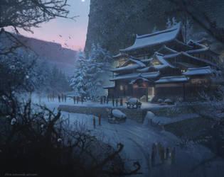 House of No Tomorrow by ChrisOstrowski