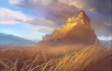 Kyuuden Lion by ChrisOstrowski