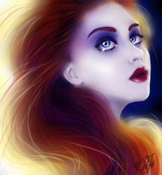 Ariel by die-Seee