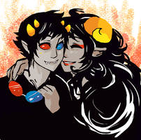 Sweet as honey by kotijumi