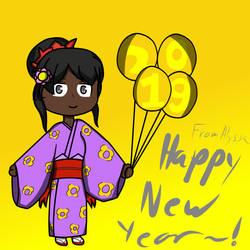 Happy New Year! 2019~ by AlyssaWalfas40